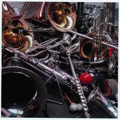 foto instrumenten van Carel Lanters